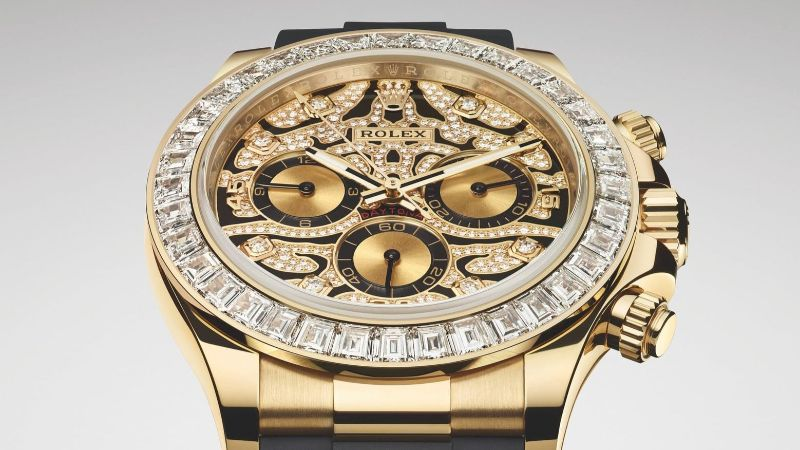 rolex daytona The Newest Rolex Daytona: What an Exquisite Timepiece! COSMOGRAPH DAYTONA e1553116577871