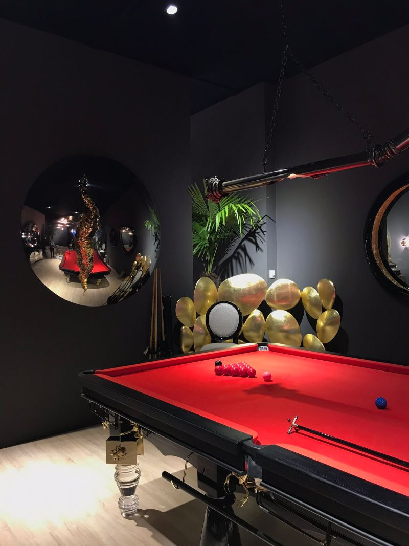 snooker table Metamorphosis Snooker Table: A Perfect Piece for a Luxury Gaming Room IMG 0306