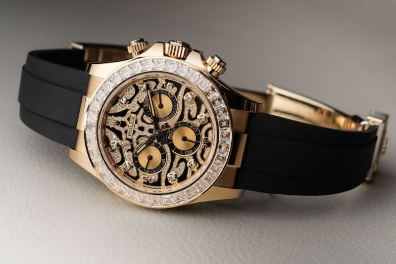 rolex daytona The Newest Rolex Daytona: What an Exquisite Timepiece! Rolex Cosmograph Daytona Leopard