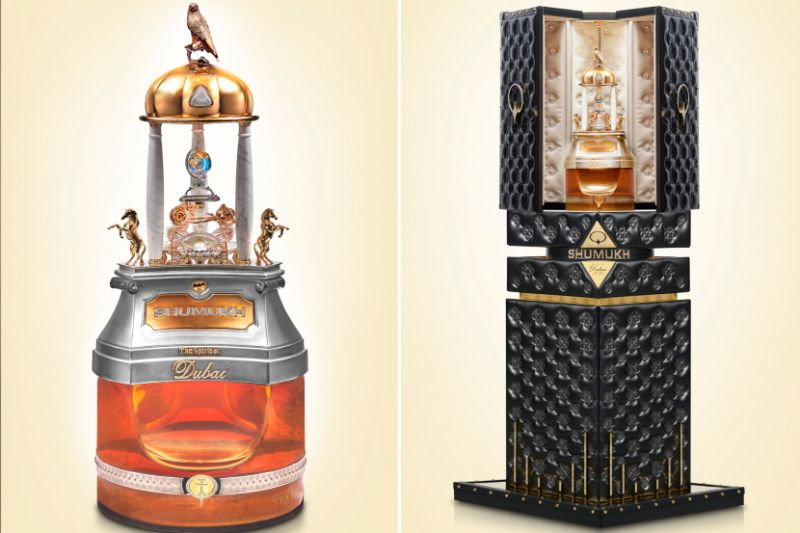 most expensive perfume in the world The Most Expensive Perfume in the world: SHUMUKH from Dubai Shumukh