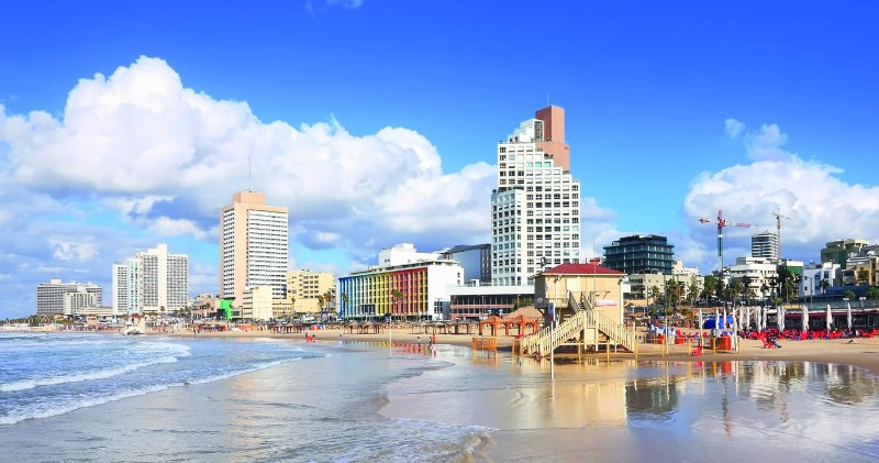 luxury destinations Discover 10 Luxury Destinations To Travel This Spring Tel Aviv 1397X735 Portuguese