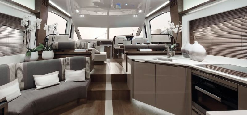 superyacht The Pearl 95 – A Superyacht with an Interior Design by Kelly Hoppen The Pearl 95     A Superyacht with an Interior Design by Kelly Hoppen 13