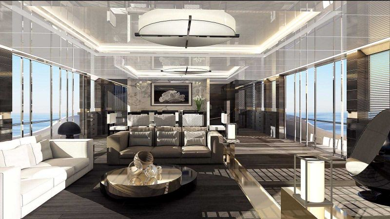 The Pearl 95 – A Superyacht with an Interior Design by Kelly Hoppen superyacht The Pearl 95 – A Superyacht with an Interior Design by Kelly Hoppen The Pearl 95     A Superyacht with an Interior Design by Kelly Hoppen 7