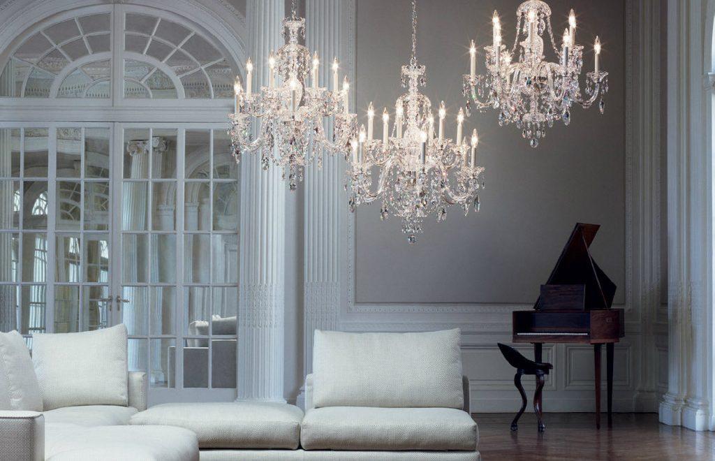 Swarovski 's New Collection Of Lamps at Milan Design Week 2019