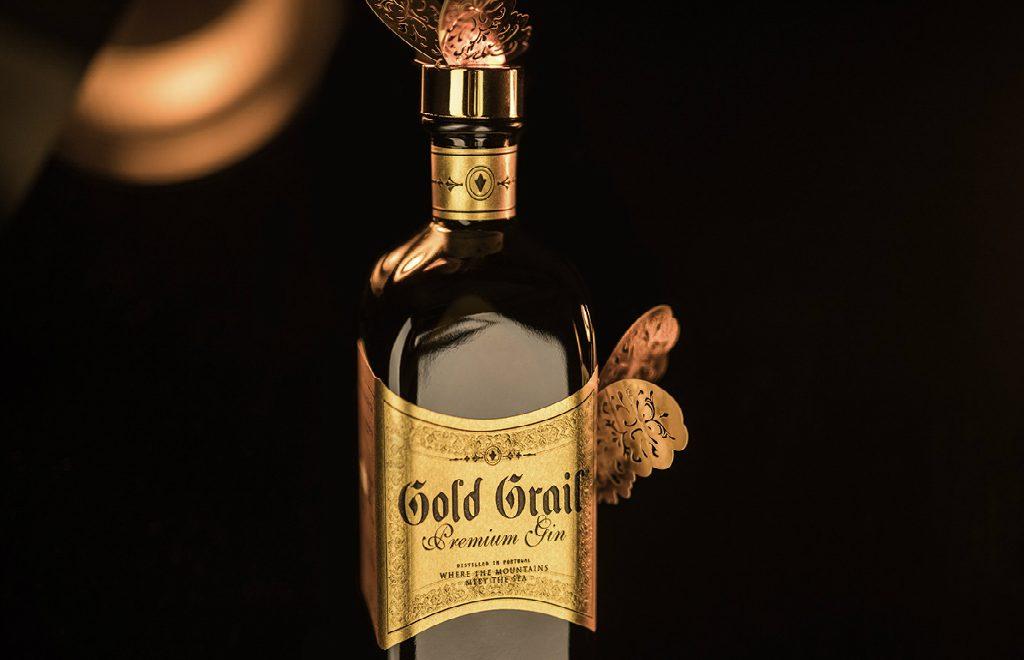 Gold Grail Gin: A Premium Gin With a Unique Concept