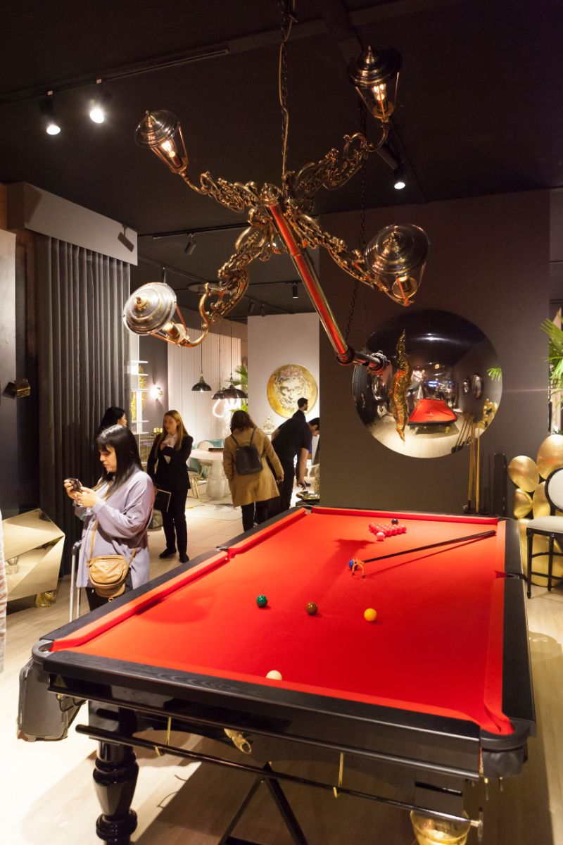 snooker table Metamorphosis Snooker Table: A Perfect Piece for a Luxury Gaming Room isaloni 45 HR