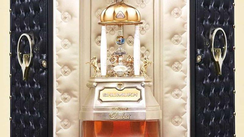 most expensive perfume in the world The Most Expensive Perfume in the world: SHUMUKH from Dubai naom 5c900e84e1fa4