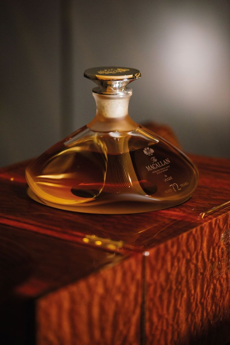 macallan Macallan 72 Years Old – Meet This Exclusive and Rare Whiskey 01103919 gjb m72 p 002 jt cover 800x1199