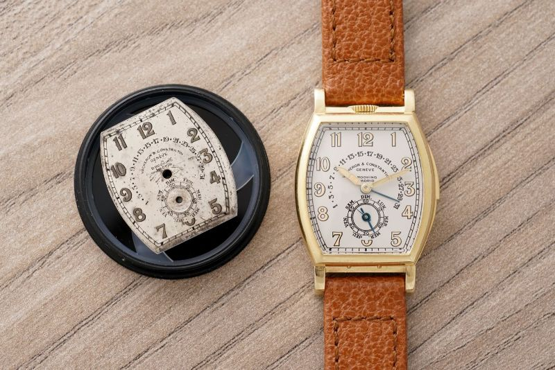 vacheron constantin 'Don Pancho': The Vacheron Constantin 's Most Important Wristwatch 109 001