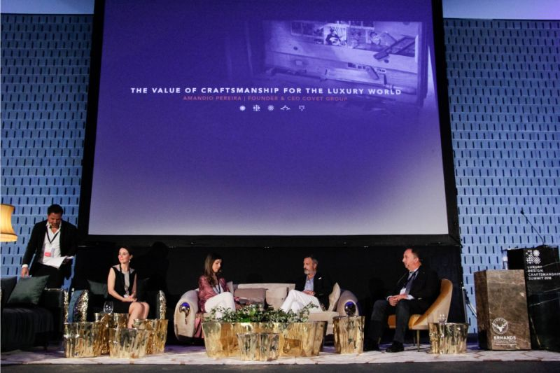 All About The Luxury Design + Craftsmanship Summit 2019 craftsmanship All About The Luxury Design + Craftsmanship Summit 2019 All About The Luxury Design Craftsmanship Summit 2019 9