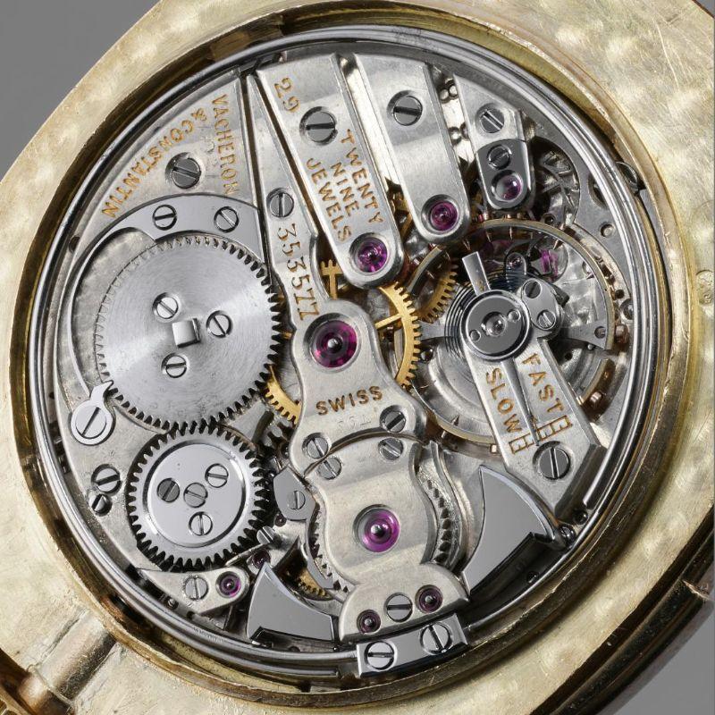 vacheron constantin 'Don Pancho': The Vacheron Constantin 's Most Important Wristwatch Don Pancho Vacheron Constantin Minute Repeater Retrograde Calendar from 1940 2