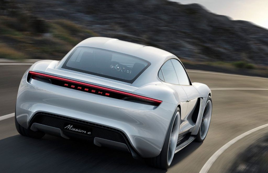 The 2020 Taycan – The First Porsche Electric Car