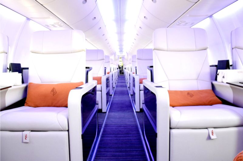 Elevate Your Luxury Lifestyle Inside The Four Season Private Jet four seasons private jet Elevate Your Luxury Lifestyle Inside The Four Seasons Private Jet Four Seasons Private Jet 5