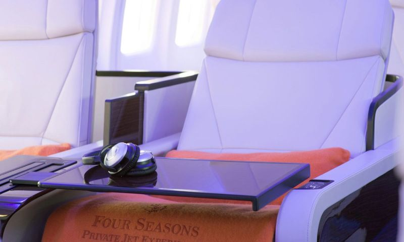 Elevate Your Luxury Lifestyle Inside The Four Season Private Jet four seasons private jet Elevate Your Luxury Lifestyle Inside The Four Seasons Private Jet Four Seasons Private Jet 6