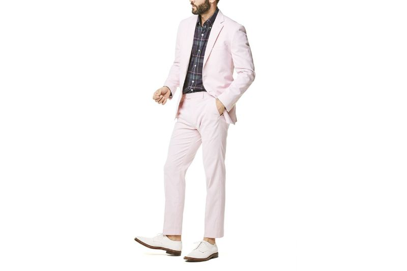 Men's Fashion: Discover Colorful and Modern Suits by Luxury Brands modern suits Men's Fashion: Discover Colorful and Modern Suits by Luxury Brands GQ pink suits todd snyder 3x2