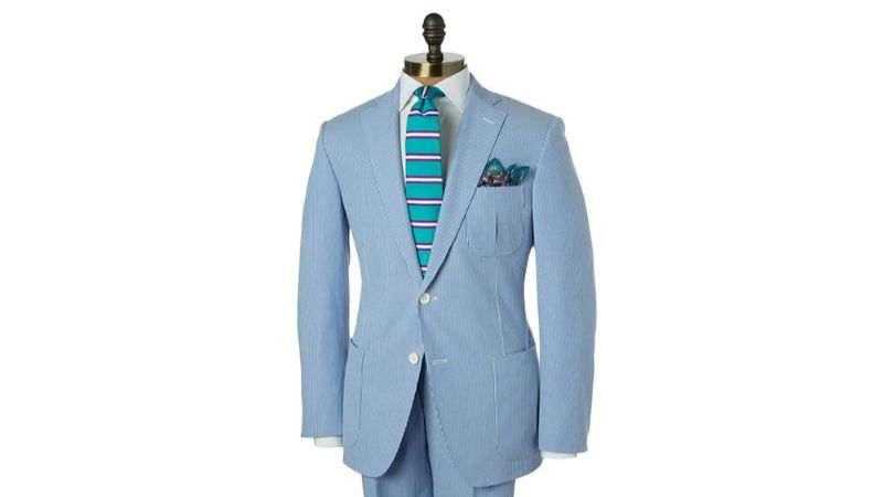 modern suits Men's Fashion: Discover Colorful and Modern Suits by Luxury Brands Tychto 10 farebnych oblekov ozivi Vas jarny satnik paul stuart