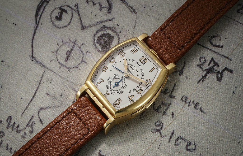 'Don Pancho': The Vacheron Constantin 's Most Important Wristwatch