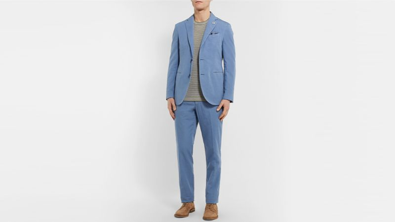 modern suits Men's Fashion: Discover Colorful and Modern Suits by Luxury Brands lardini