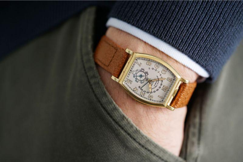vacheron constantin 'Don Pancho': The Vacheron Constantin 's Most Important Wristwatch vacheron constantin don pancho model 3620 phillips wristshot 7de8850c 3a7d 45ef 8bea f58af2317fa5
