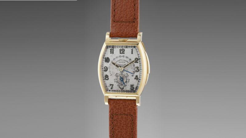 vacheron constantin 'Don Pancho': The Vacheron Constantin 's Most Important Wristwatch vc don pancho with original unrestored dial