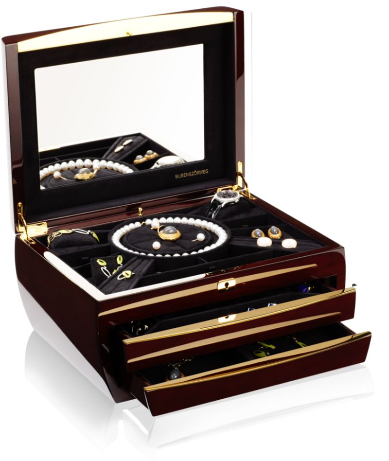 10 Luxury Jewelry Cases To Keep Safe All Your Treasures jewelry cases 10 Luxury Jewelry Cases To Keep Safe All Your Treasures 10 Luxury Jewelry Cases To Keep Safe All Your Treasures 2