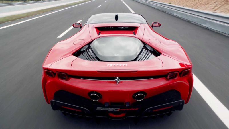 Ferrari SF90 Stradale: This is The Most Powerful Supercar Ever! ferrari Ferrari SF90 Stradale: This is The Most Powerful Supercar Ever! Ferrari SF90 Stradale This is The Most Powerful Supercar Ever 6