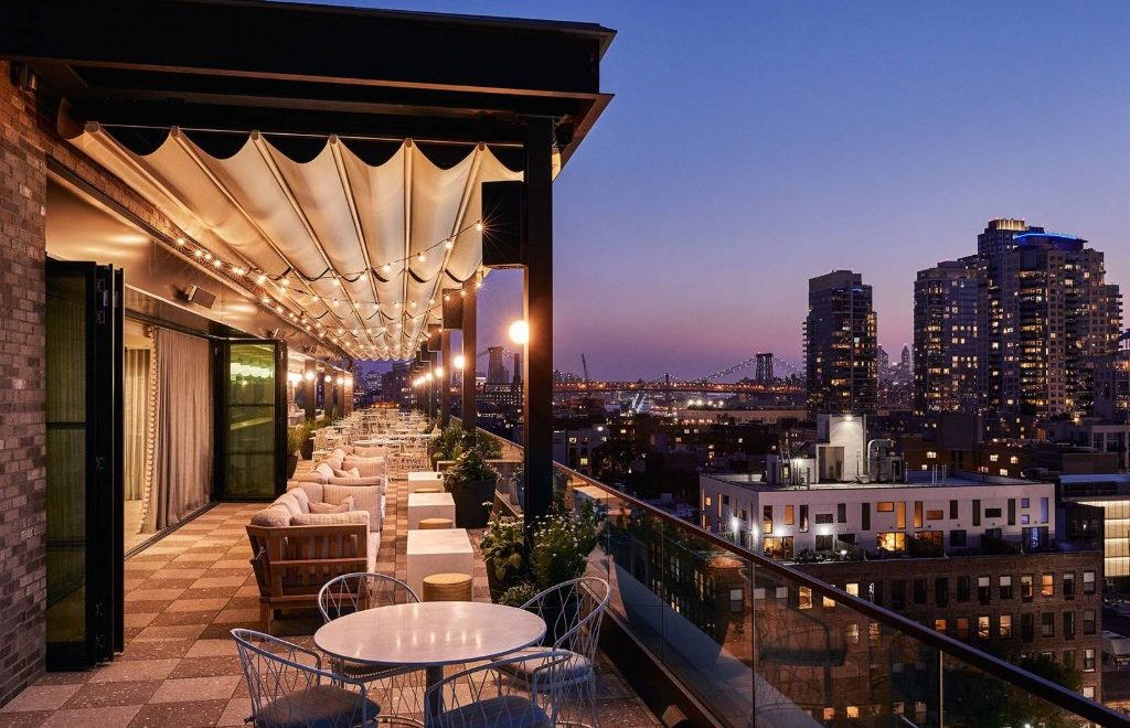 New York Meets The Sky: Top 5 Rooftop Hotel Bars