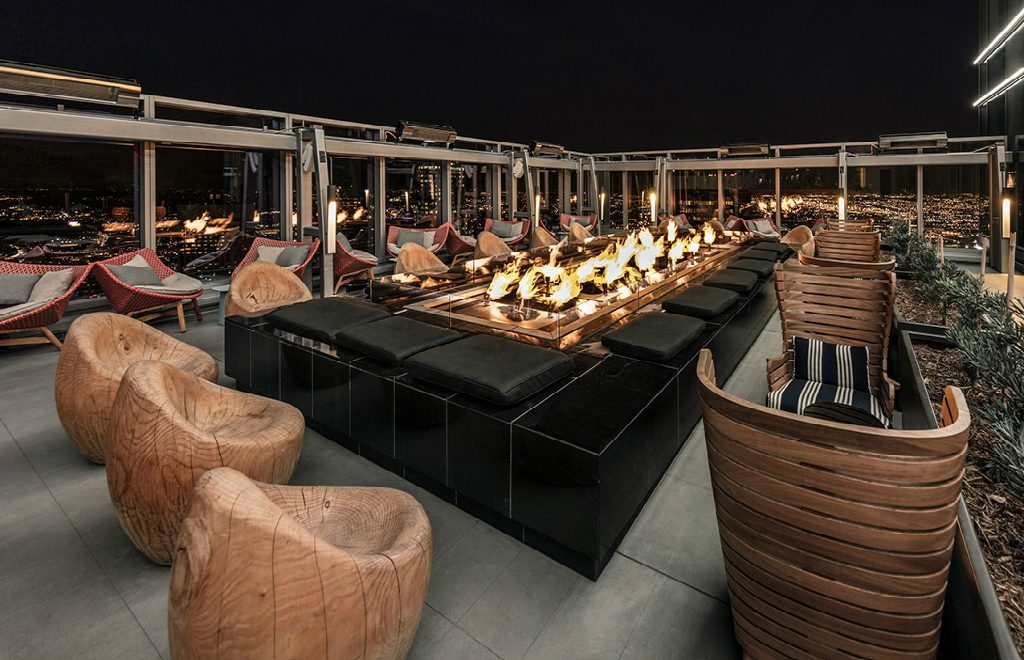 Touching The Sky: The 5 Best Rooftop Hotel Bars in Los Angeles