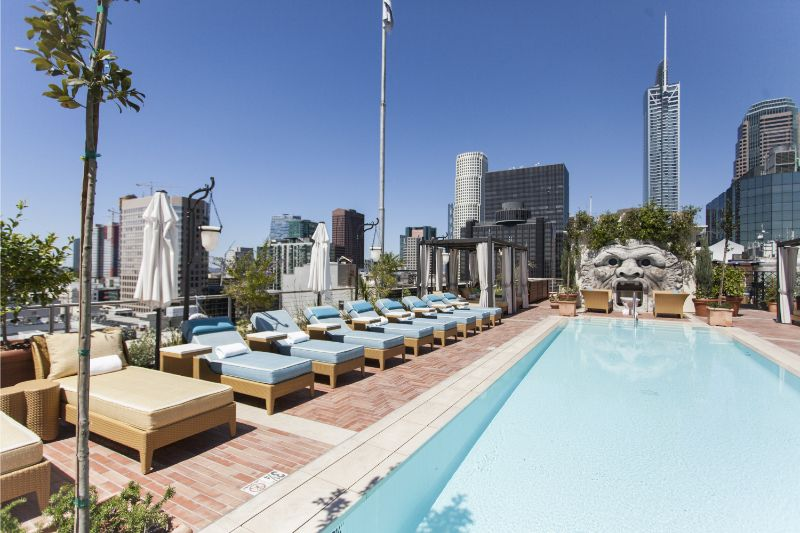 Touching The Sky: The 5 Best Rooftop Hotel Bars in Los Angeles rooftop hotel bars Touching The Sky: The 5 Best Rooftop Hotel Bars in Los Angeles image