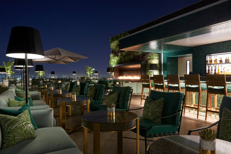 rooftop hotel bars Touching The Sky: The 5 Best Rooftop Hotel Bars in Los Angeles rooftop1