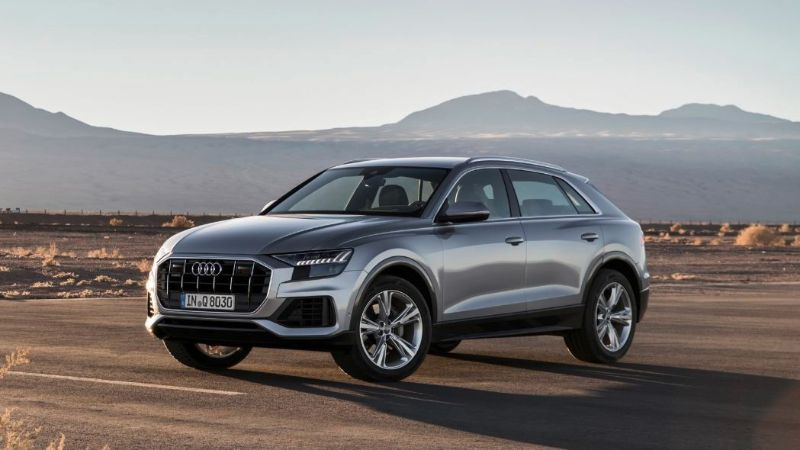 The New 2019 Audi Q8 – A Symbol Of Luxury and Capability audi q8 The New 2019 Audi Q8 – A Symbol Of Luxury and Capability 1