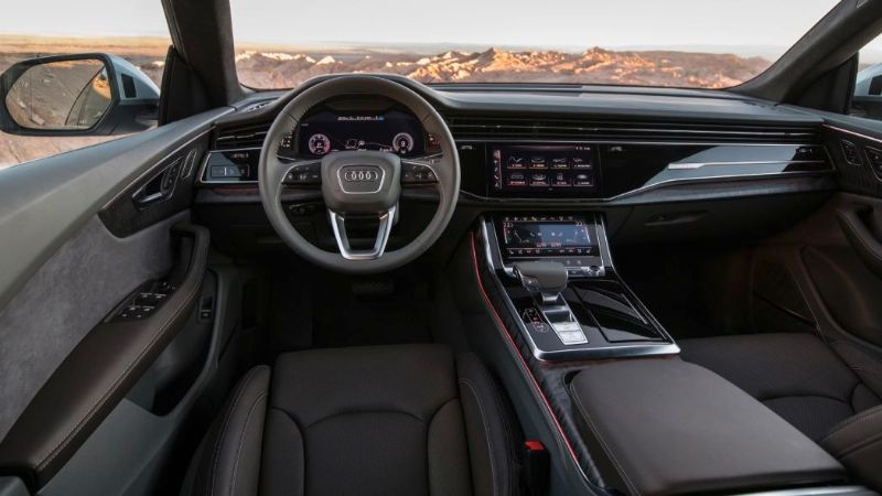 The New 2019 Audi Q8 – A Symbol Of Luxury and Capability audi q8 The New 2019 Audi Q8 – A Symbol Of Luxury and Capability 3 1