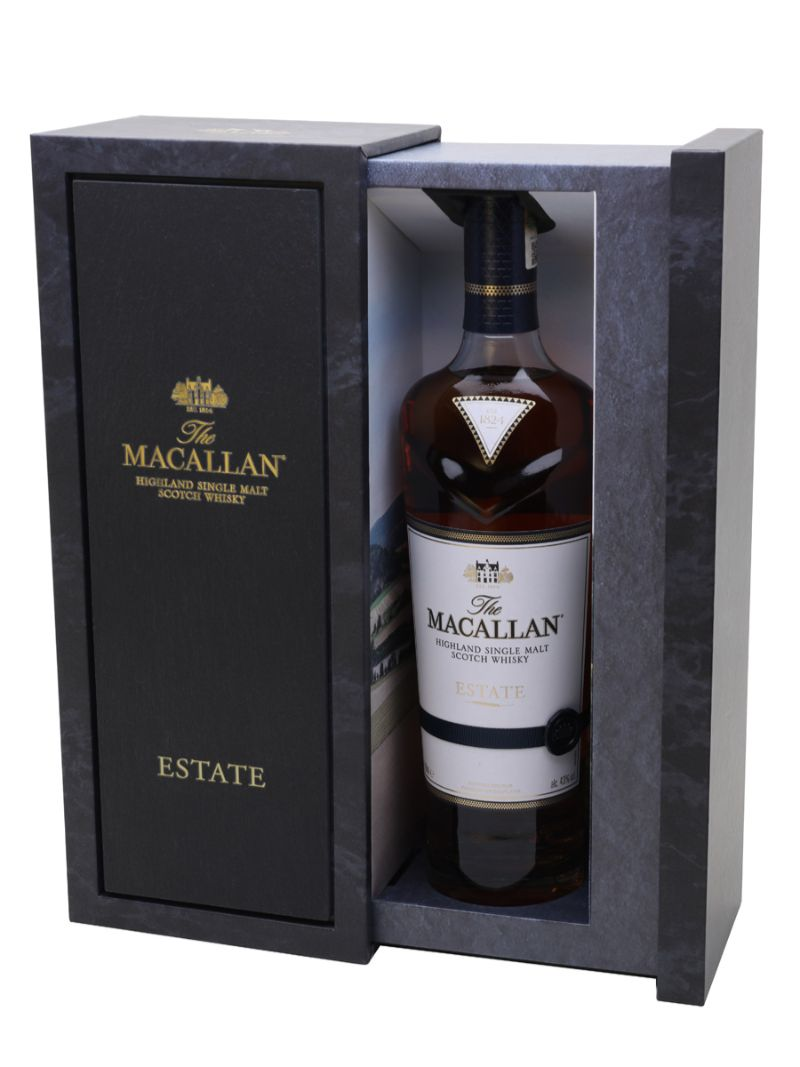 The Macallan Estate: The Newest Scotch and a Rare Whiskey macallan The Macallan Estate: The Newest Scotch and a Rare Whiskey 3997