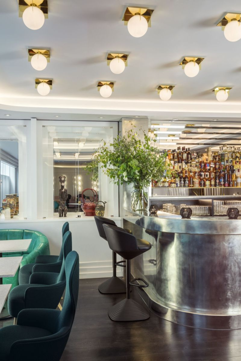 Sophistication and Luxury: Meet The Bronte Restaurant by Tom Dixon tom dixon Sophistication and Luxury: Meet The Bronte Restaurant by Tom Dixon 44e26bb682958defb2901fce8ac81f84