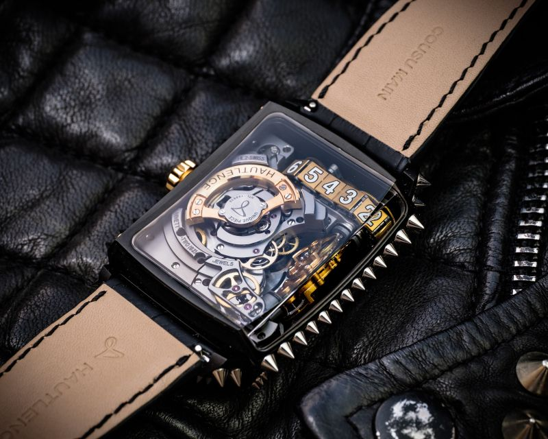 HL2.3 PUNK Timepiece - A Symbol Of Luxury Rebellion timepiece HL2.3 PUNK Timepiece by Hautlence – A Symbol Of Luxury Rebellion HL2
