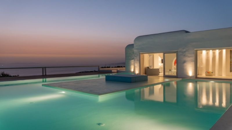 Unique Experience: Discover The Top Luxury Villas in Mykonos luxury villas Unique Experience: Discover The Top Luxury Villas in Mykonos Infinity 1