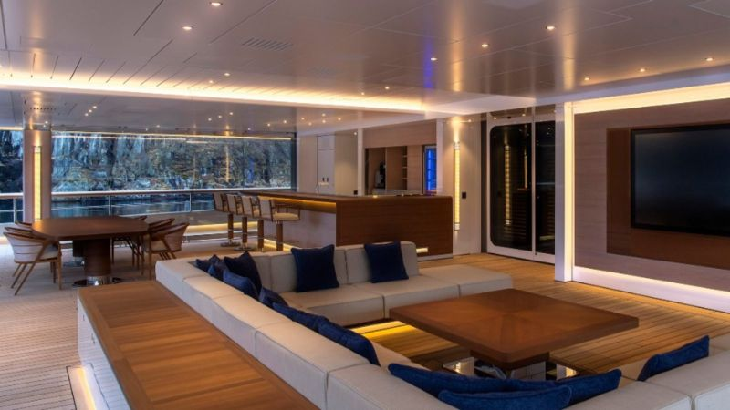 Inside The 'Flying Fox' – The World's Largest Superyacht superyacht Inside The 'Flying Fox' – The World's Largest Superyacht Inside The    Flying Fox        The World   s Largest Superyacht 2