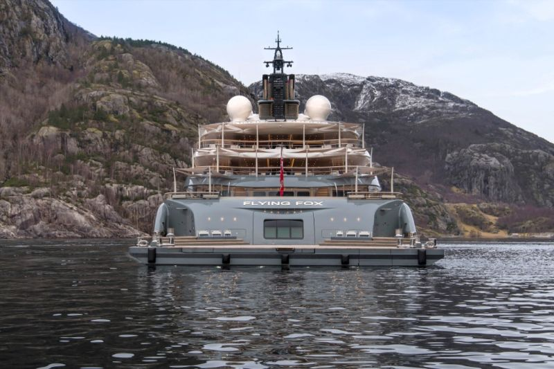 Inside The 'Flying Fox' – The World's Largest Superyacht superyacht Inside The 'Flying Fox' – The World's Largest Superyacht Inside The    Flying Fox        The World   s Largest Superyacht 6