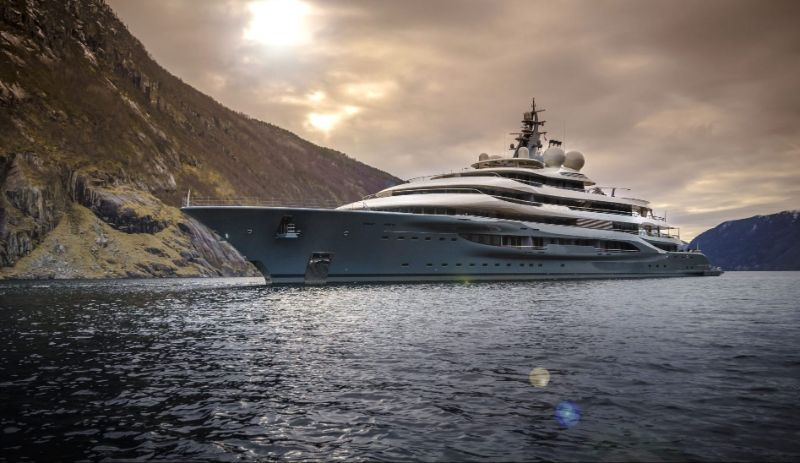 Inside The 'Flying Fox' – The World's Largest Superyacht superyacht Inside The 'Flying Fox' – The World's Largest Superyacht Inside The    Flying Fox        The World   s Largest Superyacht 7