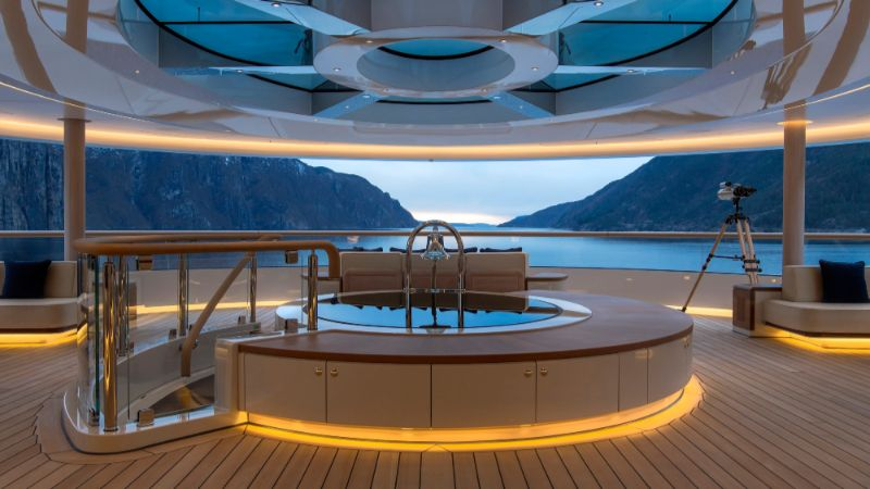 Inside The 'Flying Fox' – The World's Largest Superyacht superyacht Inside The 'Flying Fox' – The World's Largest Superyacht Inside The    Flying Fox        The World   s Largest Superyacht 8