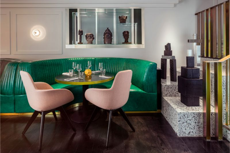 Sophistication and Luxury: Meet The Bronte Restaurant by Tom Dixon tom dixon Sophistication and Luxury: Meet The Bronte Restaurant by Tom Dixon TD Bronte 2735
