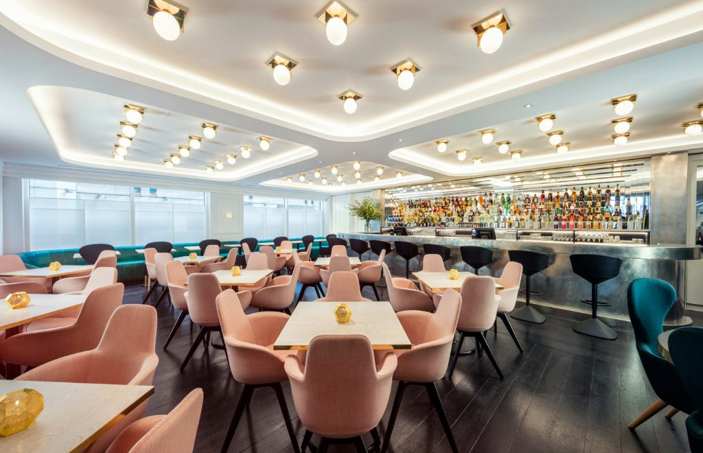 Sophistication and Luxury: Meet The Bronte Restaurant by Tom Dixon