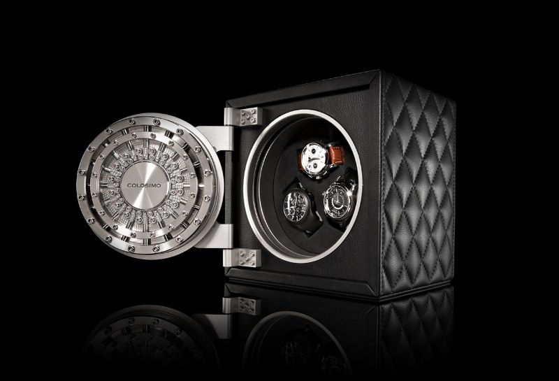 Modern Design Trends: The Perfect Watch Winders For A Luxury Lifestyle watch winders Modern Design Trends: The Perfect Watch Winders For A Luxury Lifestyle colossimo dott