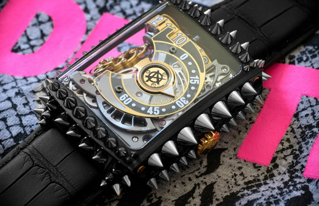 HL2.3 PUNK Timepiece by Hautlence – A Symbol Of Luxury Rebellion