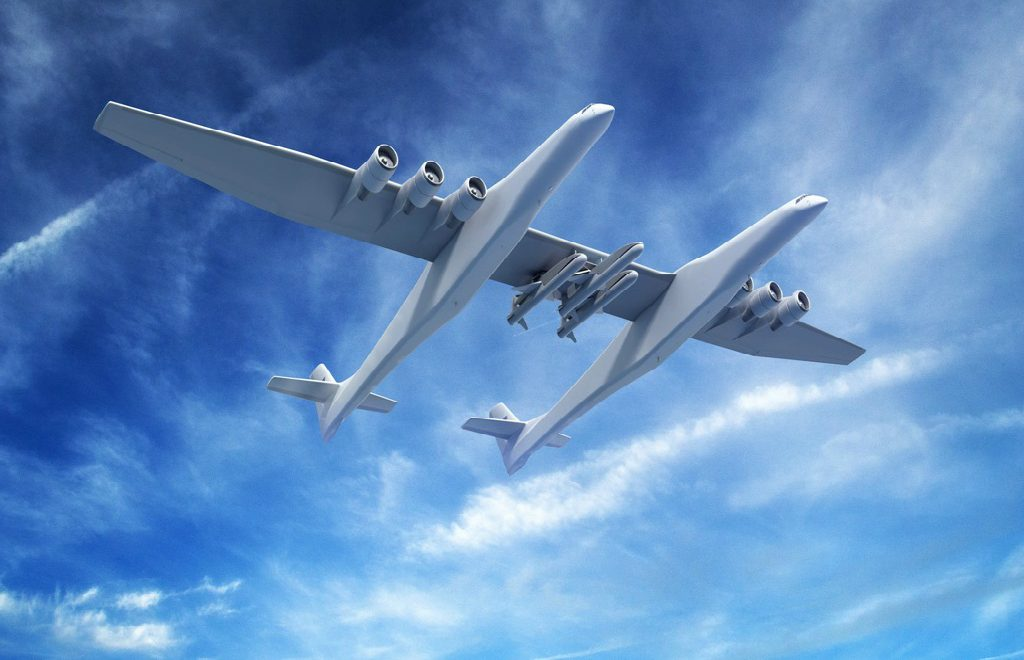 """Stratolaunch"" – The Largest Aircraft in The World"