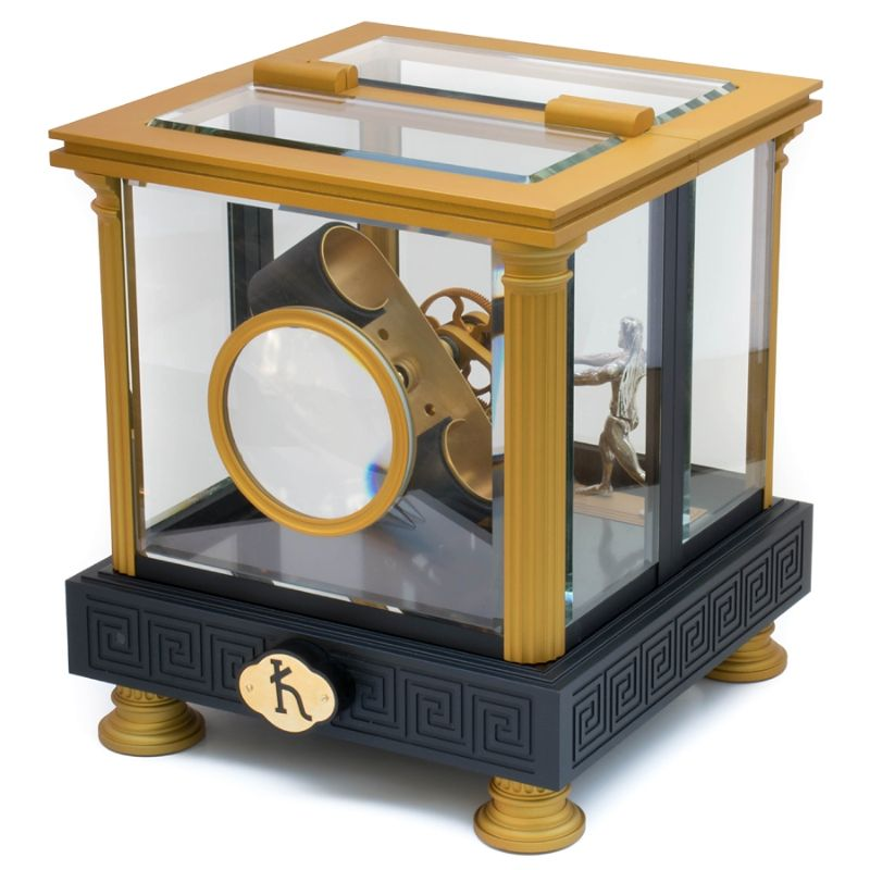 Modern Design Trends: The Perfect Watch Winders For A Luxury Lifestyle watch winders Modern Design Trends: The Perfect Watch Winders For A Luxury Lifestyle kunstwinder chronos gold single watch winder