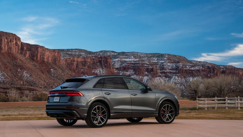 The New 2019 Audi Q8 – A Symbol Of Luxury and Capability audi q8 The New 2019 Audi Q8 – A Symbol Of Luxury and Capability large 2019 audi q8 5469