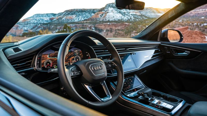 The New 2019 Audi Q8 – A Symbol Of Luxury and Capability audi q8 The New 2019 Audi Q8 – A Symbol Of Luxury and Capability large 2019 audi q8 5482