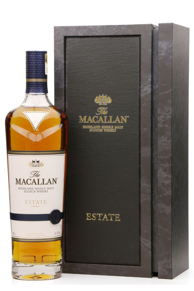 The Macallan Estate: The Newest Scotch and a Rare Whiskey macallan The Macallan Estate: The Newest Scotch and a Rare Whiskey macallan estate