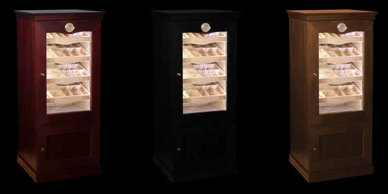 The Best Of Craftsmanship: Cigar Humidors With A Unique Design craftsmanship The Best Of Craftsmanship: Cigar Humidors With A Unique Design medium slider 3 colors side